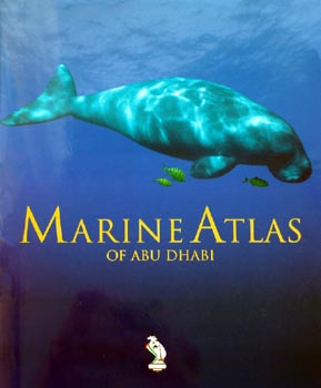 Marine Atlas of Abu Dhabi  book